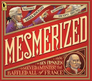 Review: Mesmerized: How Ben Franklin Solved a Mystery That Baffled All of France