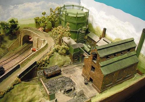 Leighton Buzzard Gasworks