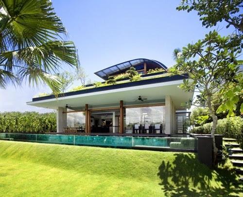 Những ngôi nhà xanh độc đáo trên thế giới | ảnh 12