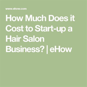 25  best ideas about Hair Salon Business Plan on Pinterest