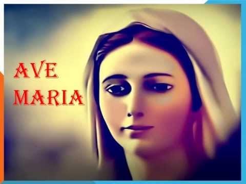 Ave Maria (Gratia Plena) Lyrics