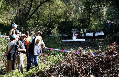 ´El piloto nunca perdió el control del aparato´. Guardia Civil y juzgado tienen abierta otra investigación paralela