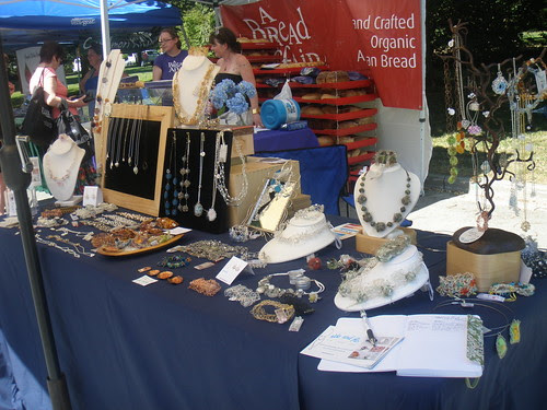 my stall at the market