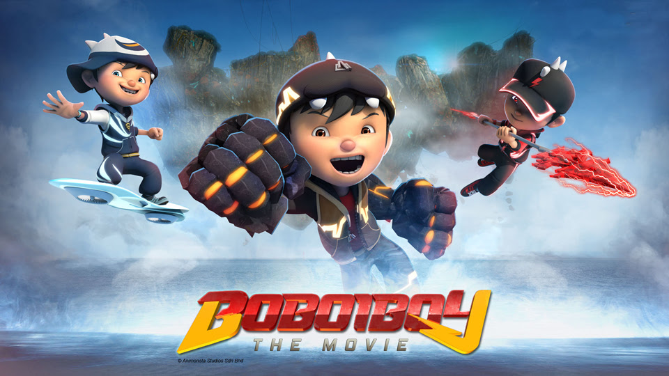 Boboiboy Is Malaysia S Top Local Toon