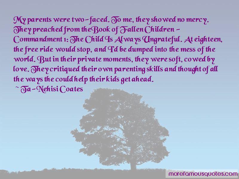 Quotes About Ungrateful Parents Top 4 Ungrateful Parents Quotes