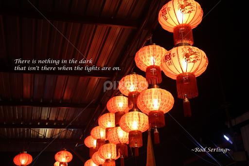 Lights Quotes Sentences Typography Pixoto