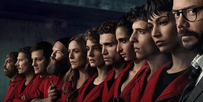Review: Money heist season 5 and 6 (although its filming is unknown)