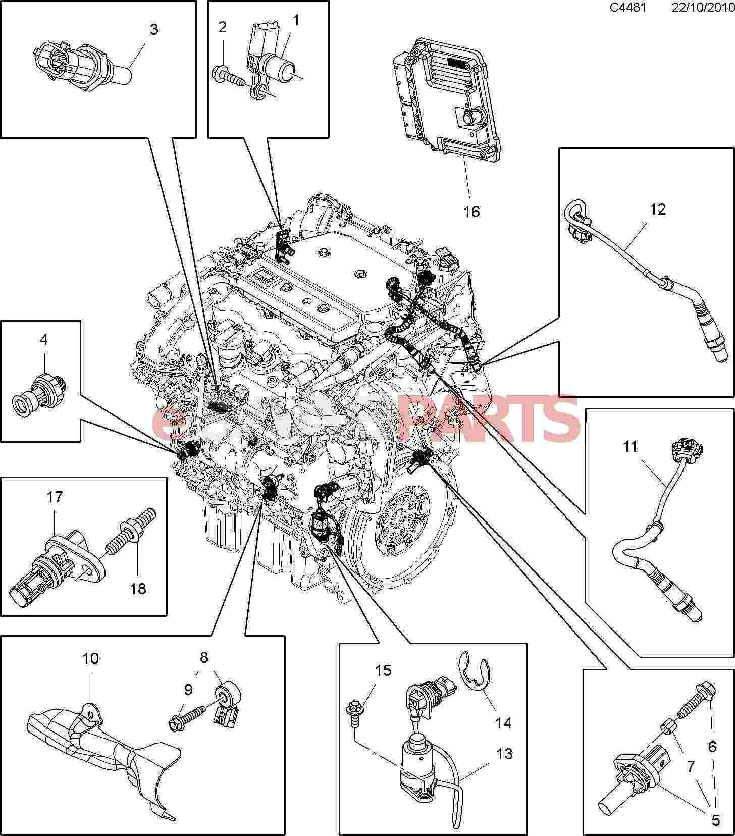 cadillac catera 3 0 engine diagram  fuse wiring