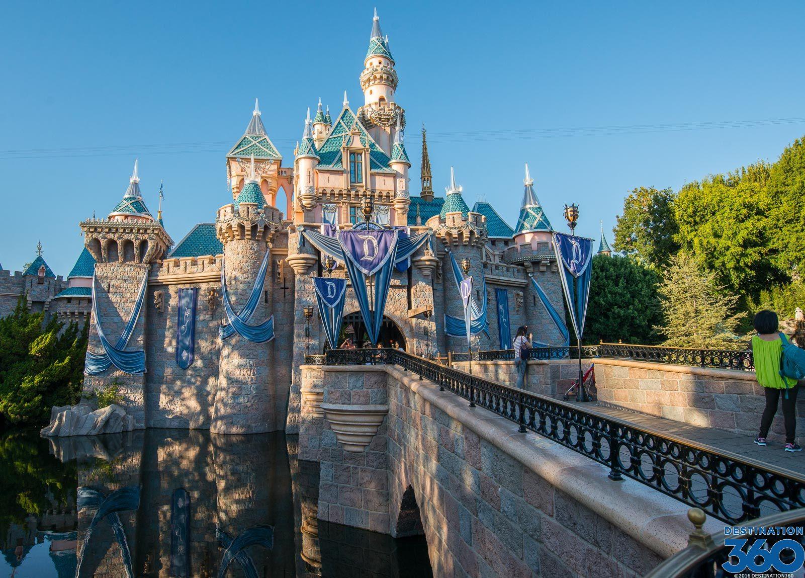 Disneyland Vacations  Disney California Adventure