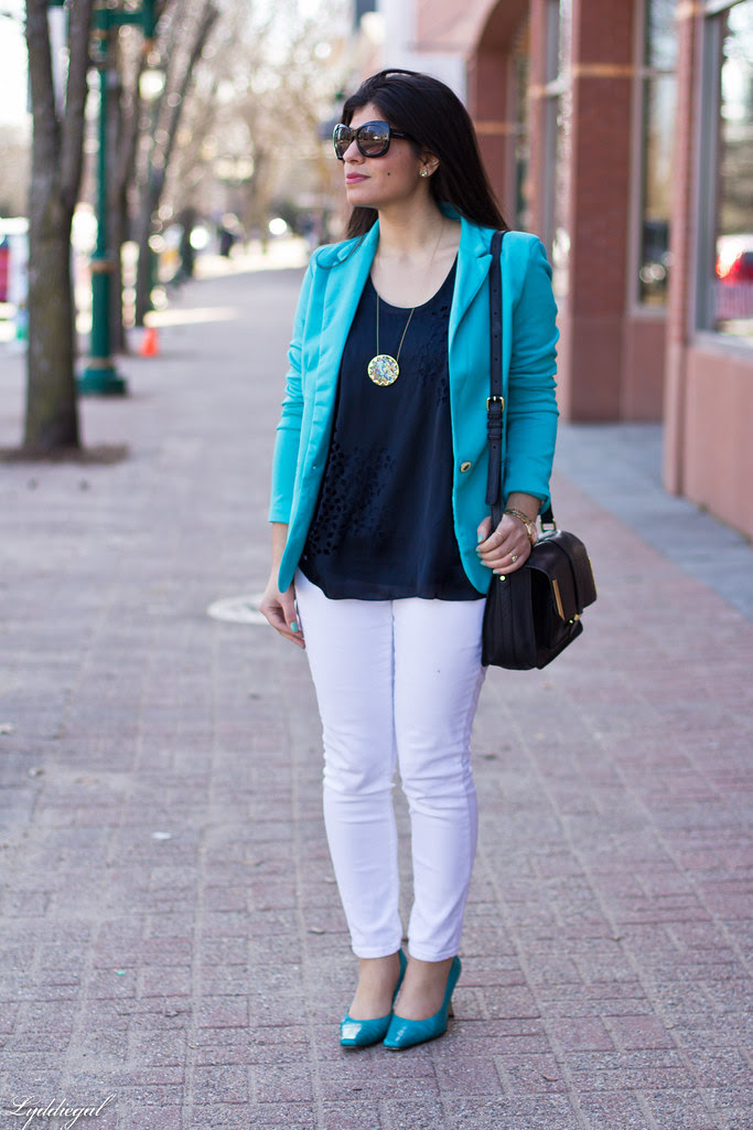 turquoise blazer, white jeans, navy blouse-1.jpg