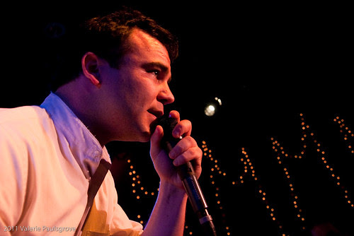 Future Islands at the Creative Alliance