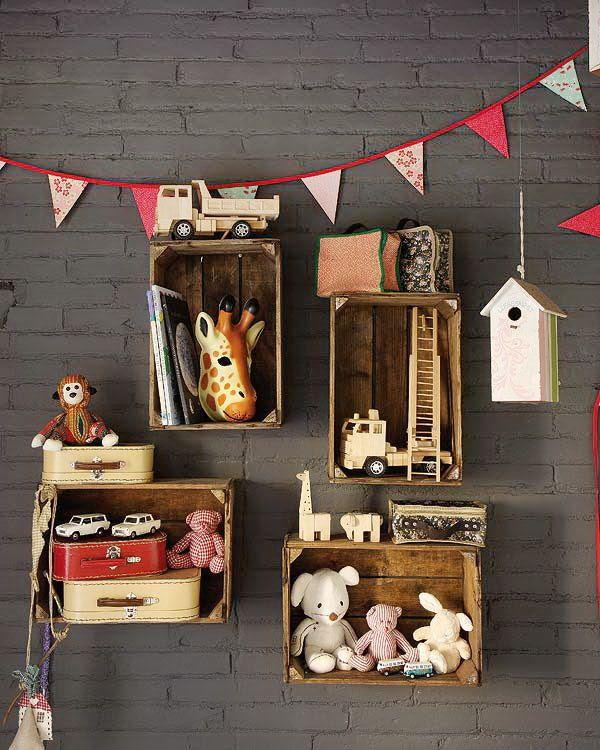 Muebles infantiles. Decoración infantil