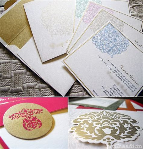 Indian Wedding Cards: Trends 2013   Myshaadi.in#India#