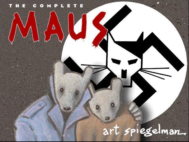 Maus, comic, Pulitzer