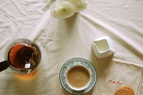 saturday afternoon tea