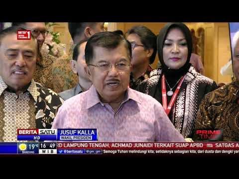 Diusulkan Dampingi Jokowi Lagi di Pilpres 2019, Ini Tanggapan JK