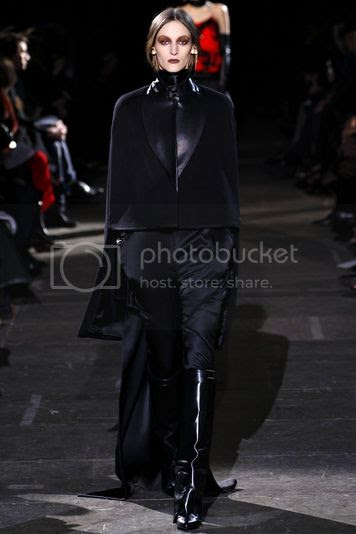 Givenchy fall winter 2012/13 runway show