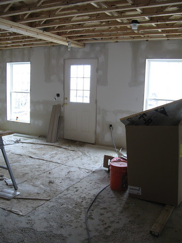 Basement side room