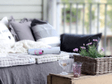 pallet outdoor daybed   Shelterness
