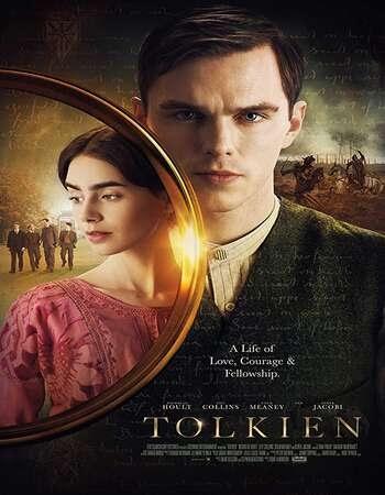 Download Tolkien (2019) 720p BluRay x264 [Dual-Audio][Hindi 5.1 - English 5.1] ESubs