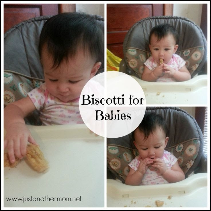 Biscotti for Babies