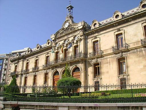 Sede de la Diputación Provincial de Jaén