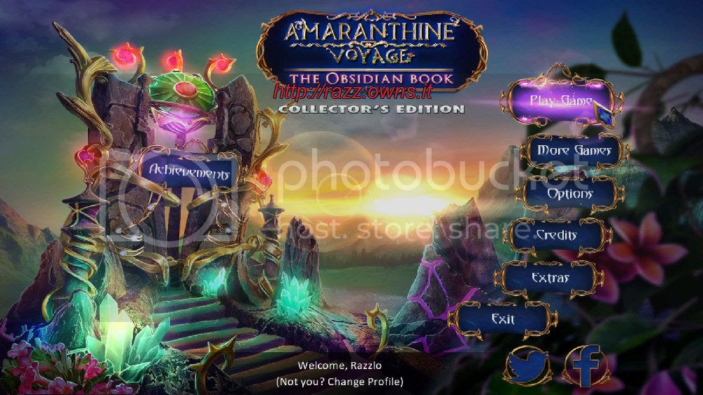 Amaranthine Voyage 4: The Obsidian Book Collector's Edition [FINAL]