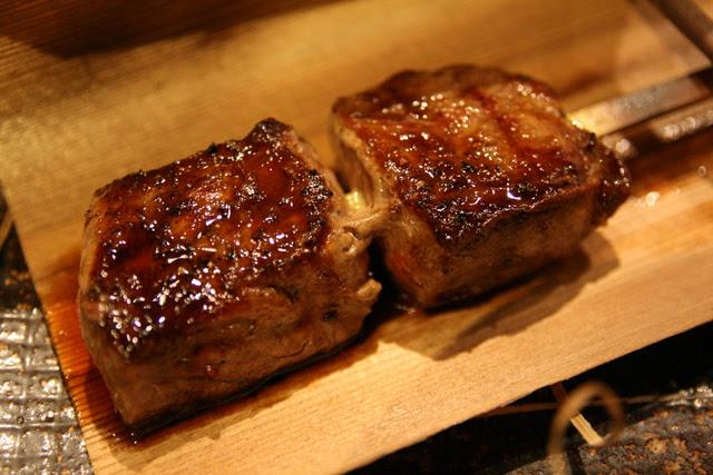 From Tokachi: Wagyu Beef with Hokkaido Wine Sauce
