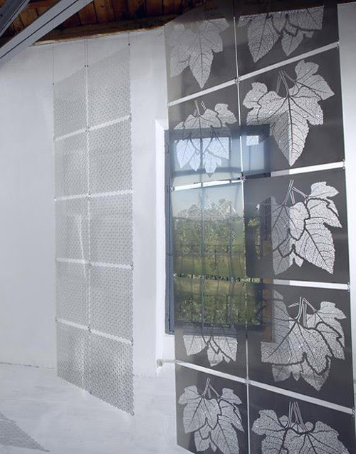 Decorative Stainless Steel Screens by Caino Design