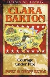 Heroes of History clara barton cover