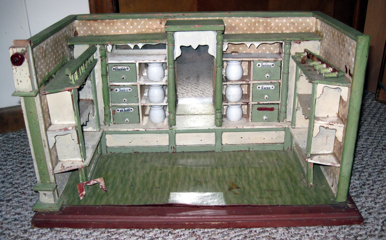 Antique German Shop By Tracy Dolls Houses Past Present
