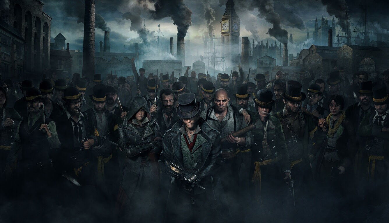 1336x768 Assassins Creed Syndicate 2 Laptop Hd Hd 4k Wallpapers