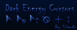 Dark Energy Cursors