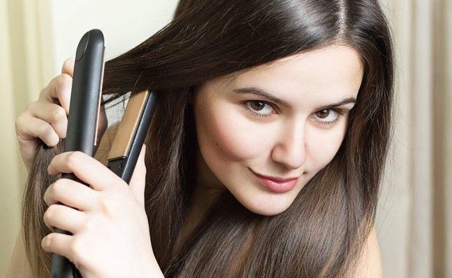 Resultado de imagem para proteger o cabelo do calor forte