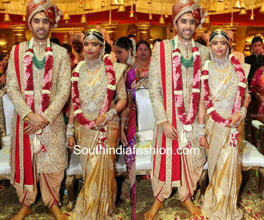 hasini boinipally and anuj kolly wedding photos