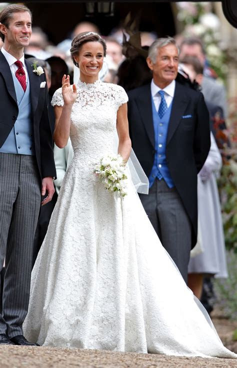 12 Pippa Middleton inspired wedding dress styles   Wedding