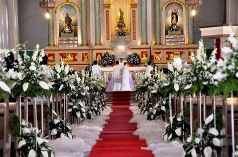 For christian weddings: 7 best Church wedding decoration