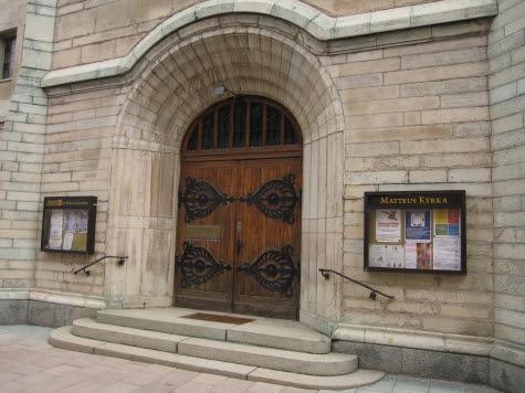 Sankt Matteus kyrka