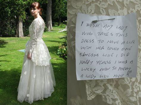 vintage wedding dress  ebay  sweet note  viral