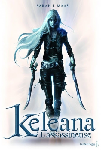 Couverture Keleana l'assassineuse, tome 1