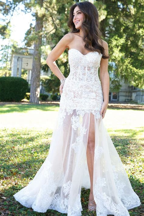 Jovani 77744 :: Las Vegas Wedding Dress   The Wedding ill