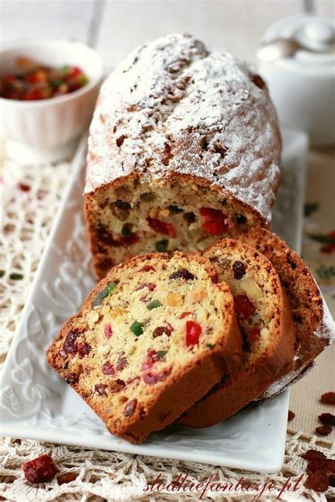 sweet fantasies english fruit cake recipe