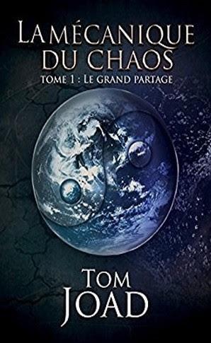 Couverture La mécanique du Chaos, tome 1 : Le Grand Partage