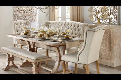 Dining Room Furniture Trends 2018