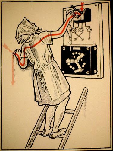 electrocution dessin 26 30 façons de sélectrocuter dessinés  liste design