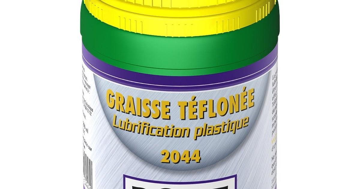 Alimentation équilibrée Graisse Teflon Leroy Merlin