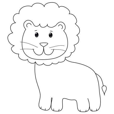 oegreniyorum aslan boyama