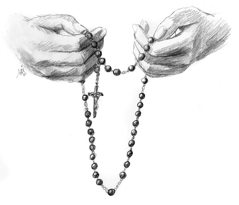 Catholic Bucket List 7 Pray The Rosary Restless Pilgrim