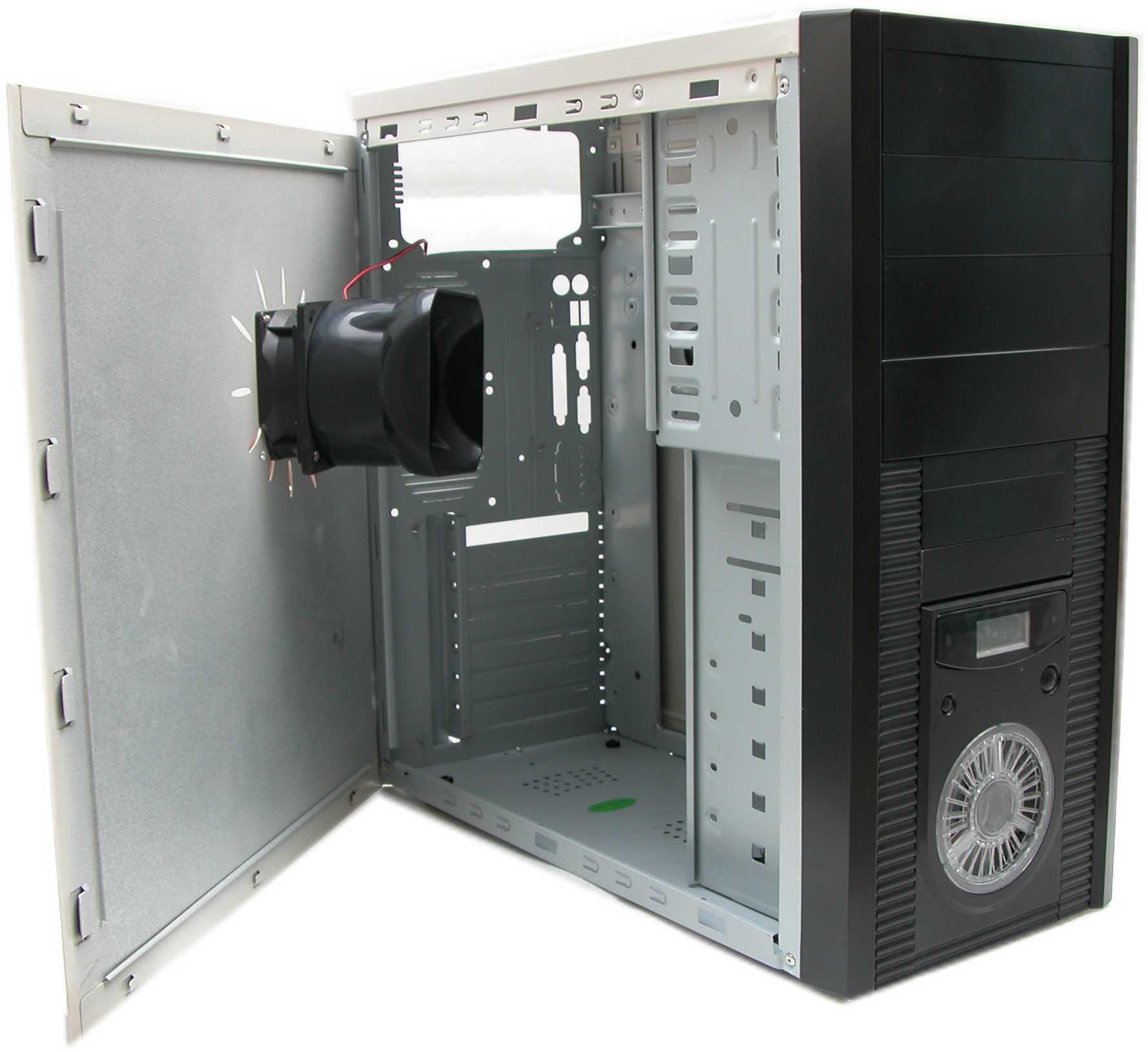LCD ATX Computer PC