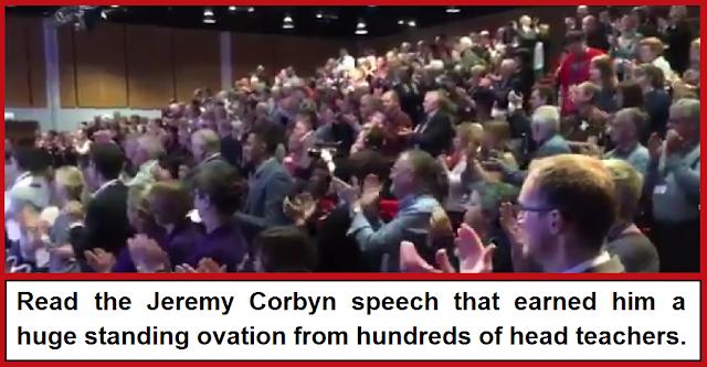 Read Jeremy Corbyn's speech on education policy